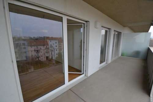 Jakomini - 52 m² - 2er WG oder Pärchenwohnung - großer Balkon -- Erstbezugscharakter