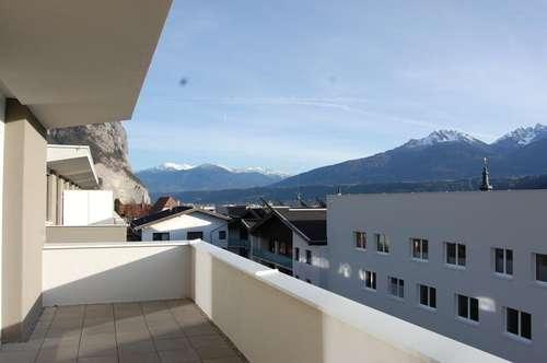 Hochwertige 4- Zimmer-Dachterrassen-Wohnung in ruhiger Aussichtslage