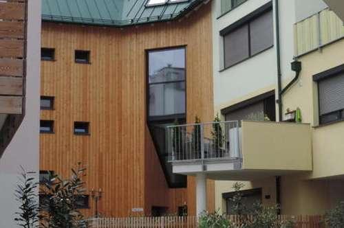 2-geschoßige 4 ZimmerWohung mit Terrase und kl. Garten - Neubau Erstbezug