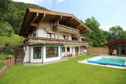 ACHTUNG- PREISREDUKTION: IMMOBILIE MIT POTENZIAL: Großzügiges Tiroler Landhaus in grandioser Südlage