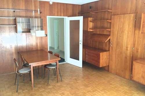 absolut ruhige 3 Zi-Wohnung mit Doppel-Loggia