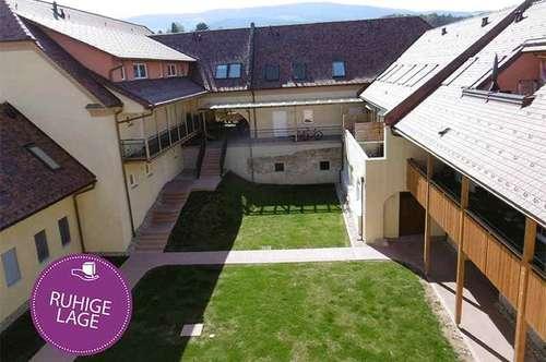 Geförderte Maisonettenwohnung mit Terrasse in schöner Lage in Pöllau ...!