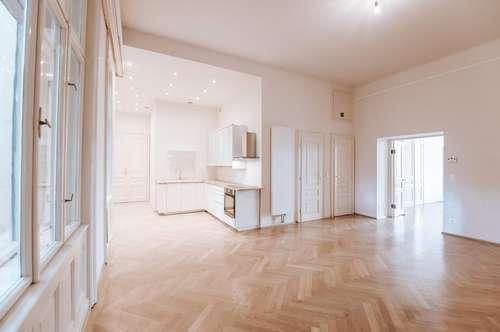 Topsanierte Altbauwohnung in Innenstadtnähe (1090 Wien) direkt vom Eigentümer zu mieten!