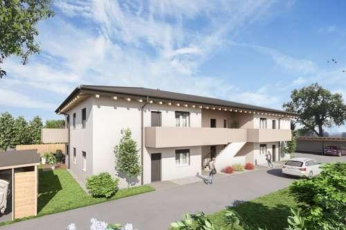 88 m² Eigentumswohnung mit EIGENGARTEN in Rohr - Top 3