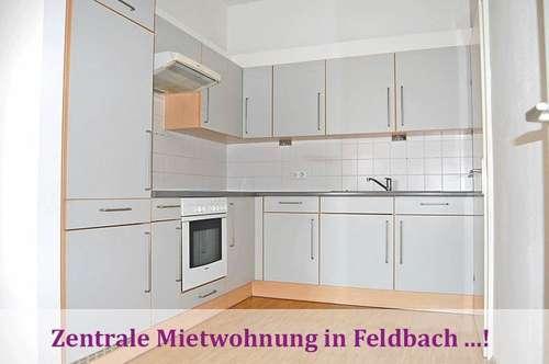 Geräumige Wohnung mit schönem Blick über Feldbach …! (Provisionsfrei ...!)
