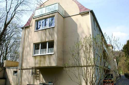 Mietwohnung mit Balkon in Zentrumslage