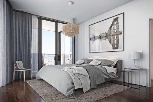 3- Zimmer Wohnung in Luxuswohnanlage mit Gym
