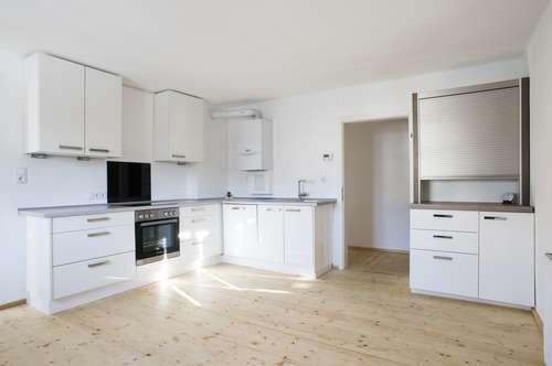 Helle 4-Zimmer Wohnung im 1. Stock mit Garten in Hopfgarten im Brixental