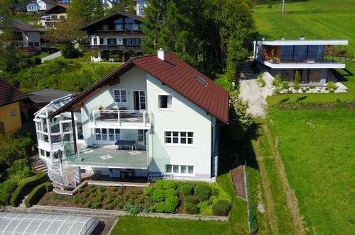 Rarität - Exklusives Einfamilienhaus in Nußdorf am Attersee