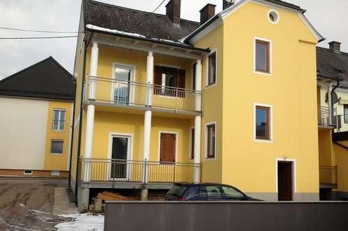 Generalsanierte Mietwohnung mit Balkon im Zentrum von St. Andrä