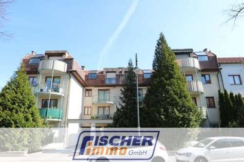 ERSTBEZUG NACH SANIERUNG! Schöne 3-Zimmer-Wohnung im 2. Liftstock mit Balkon und Tiefgaragenplatz im Zentrum/91
