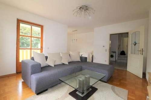Schöne 3-Zimmer-Wohnung mit Balkon im Villenviertel von Baden/4