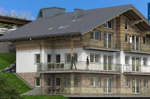 """"""" HILLSIDE"""" das Exklusive Alpendomizil """" mit Zweitwohnsitzwidmung in Rohrmoos Untertal"""
