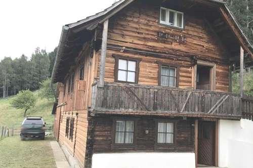 Kleines Bauernhaus (Keusche) Alleinlage, in abslut ruhiger Lage