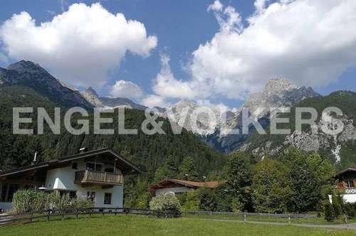 W-02C648 Rarität: Grundstück in idyllischer Panoramalage