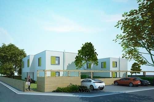 Hankenfeld - Nähe Tulln - 2 moderne Neubau Doppelhäuser