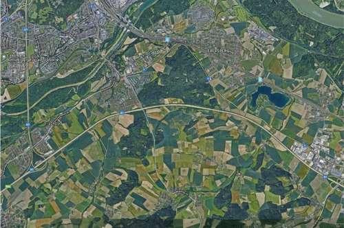 Bauernhof mit Bauland in herrlicher Linzer Lage