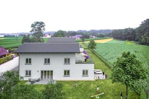 Neubauwohnung in 3 Parteienhaus mit Dachterrasse