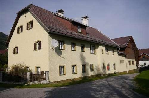 Schönes Bauernhaus mit Stall in Göriach zu verkaufen (Marktgemeinde Turnau)