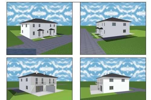 2601 Sollenau, Doppelhaus mit eigenen Garten