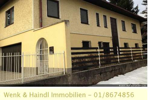 Großzügige Villa in Maria Enzersdorf !