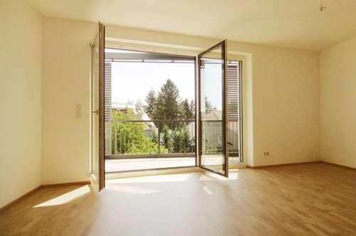 Erstbezug - ruhig und zentrumsnah - Terrassenwohnung mit Weitblick