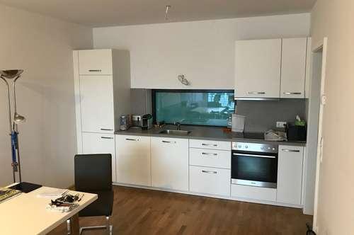 Moderne 2 Zimmerwohnung an der Donau mit Garagenplatz