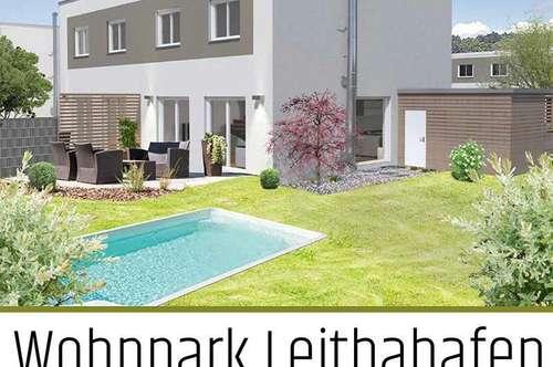 Spatenstich bereits erfolgt im Wohnpark Leithahafen! Jetzt 6.000€ sparen!