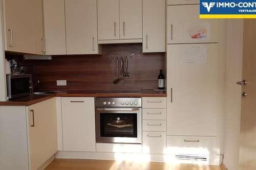 Helle, gut gelegene 2-Zi-Wohnung mit Küche