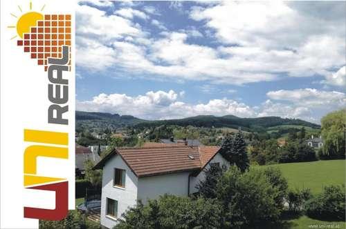 - UNI-Real - Sichern Sie Ihre Zukunft - Günstige Eigentumswohnung mit herrlichem Ausblick