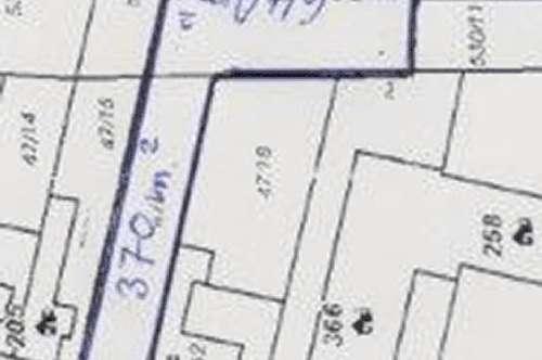 Sonniges zentral gelegenes Baugrundstück von privat in Winzendorf, Nähe Wr. Neustadt zu verkaufen