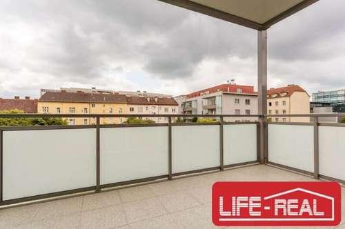 1-Raum Appartment mit Tiefgaragenplatz mit Aussicht