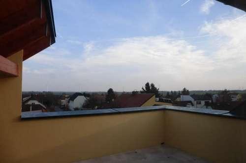 Dachterrassenwohnung in zentraler Lage mit toller Aussicht