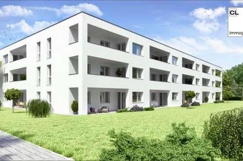 Inklusive Förderung! Große Garten - Wohnung in Timelkam zu kaufen