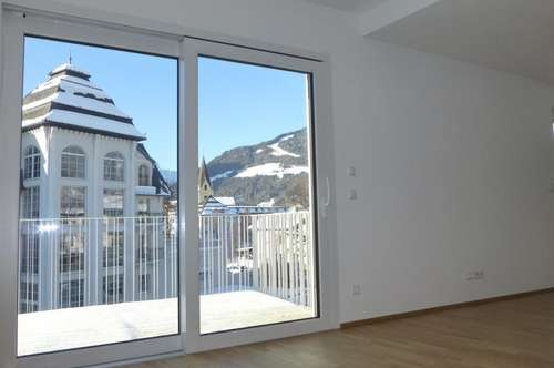 Erstbezug: 3-Zimmer-Mietwohnung mit Balkon