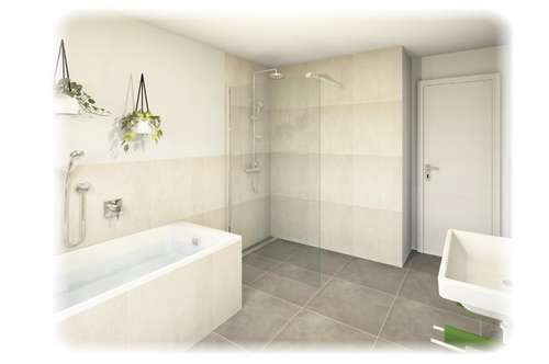Erstbezug: 3- oder 4-Zimmer-Wohnung in ruhiger Lage, selber mitbestimmen! - Salzburg