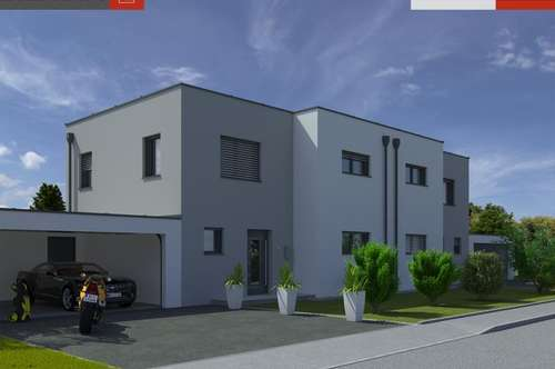 Ihr modernes Doppelhaus 07 in BAD HALL
