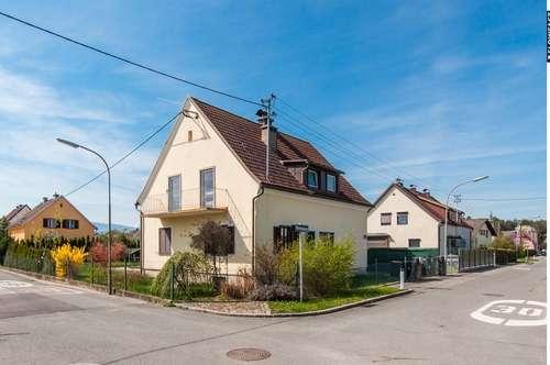 Nettes Ein-/ Zweifamilienhaus in Welzenegg
