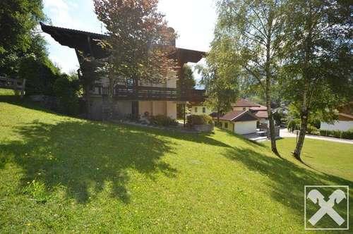 Mehrfamilienhaus mit 4 Wohneinheiten in Leogang