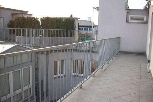 Top-Dachterrassenwohnung beim Rochusmarkt-U3 - Garage!