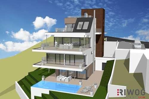 *** Atemberaubende Villa am Ölberg --- In Entwicklung --- Möglichkeit der Mitbestimmung ***