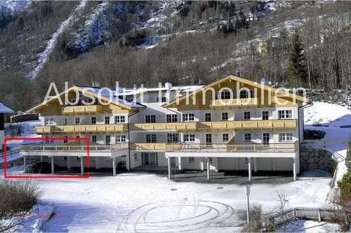 Komfortables Appartement in schöner und ruhiger Lage in Kaprun! Hauseigene Sauna, Terrasse, Carport!