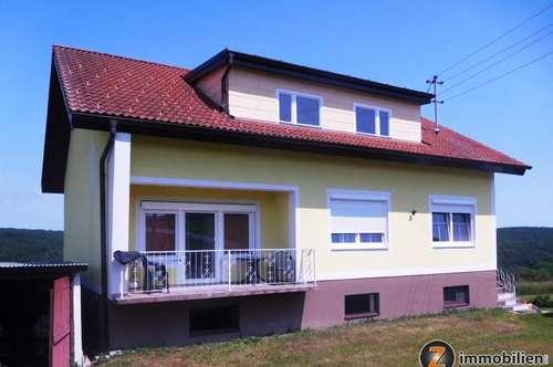 Punitz - Haus mit schöner Aussicht