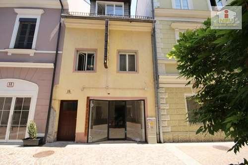 Kleines Wohn- und Geschäftshaus 125m² in der City