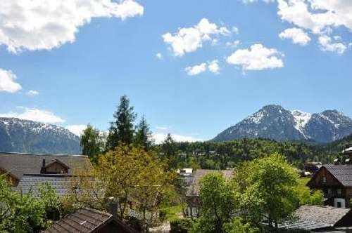 Dachgeschoss-Eigentumswohnung - Altaussee komfortabler Zweitwohnsitz - neuwertig