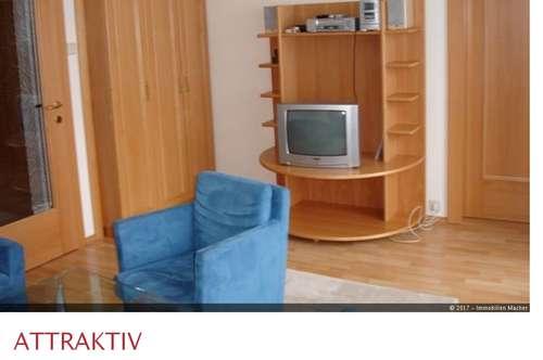 Möblierte 3-Zimmer-Wohnung mit Balkon in Bad Kleinkirchheim
