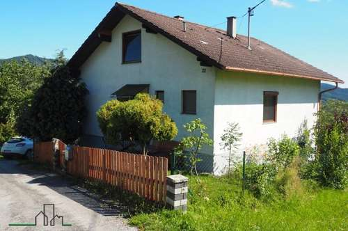 Nettes Einfamilienhaus in Top-Ruhelage in Afterbach / Raxendorf