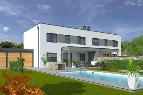 Ihr modernes Doppelhaus 06 in BAD HALL