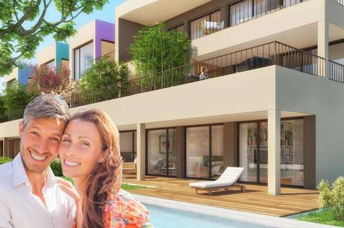 Top 7: 2 Zimmer Designer-Terrassenwohnung nähe Shopping City Seiersberg wrs