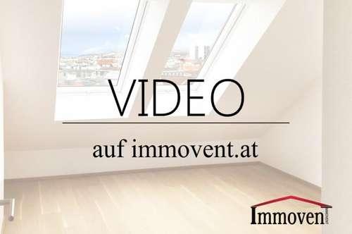 ZAUBERHAFT: Moderne DG-Terrassen-Maisonette mit modernem Flair & Charakter